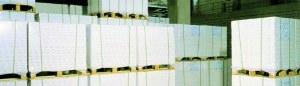 Produkty zabezpečené páskovacími automaty ORGAPACK
