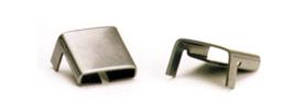 Spony na ocelovou pásku CRP